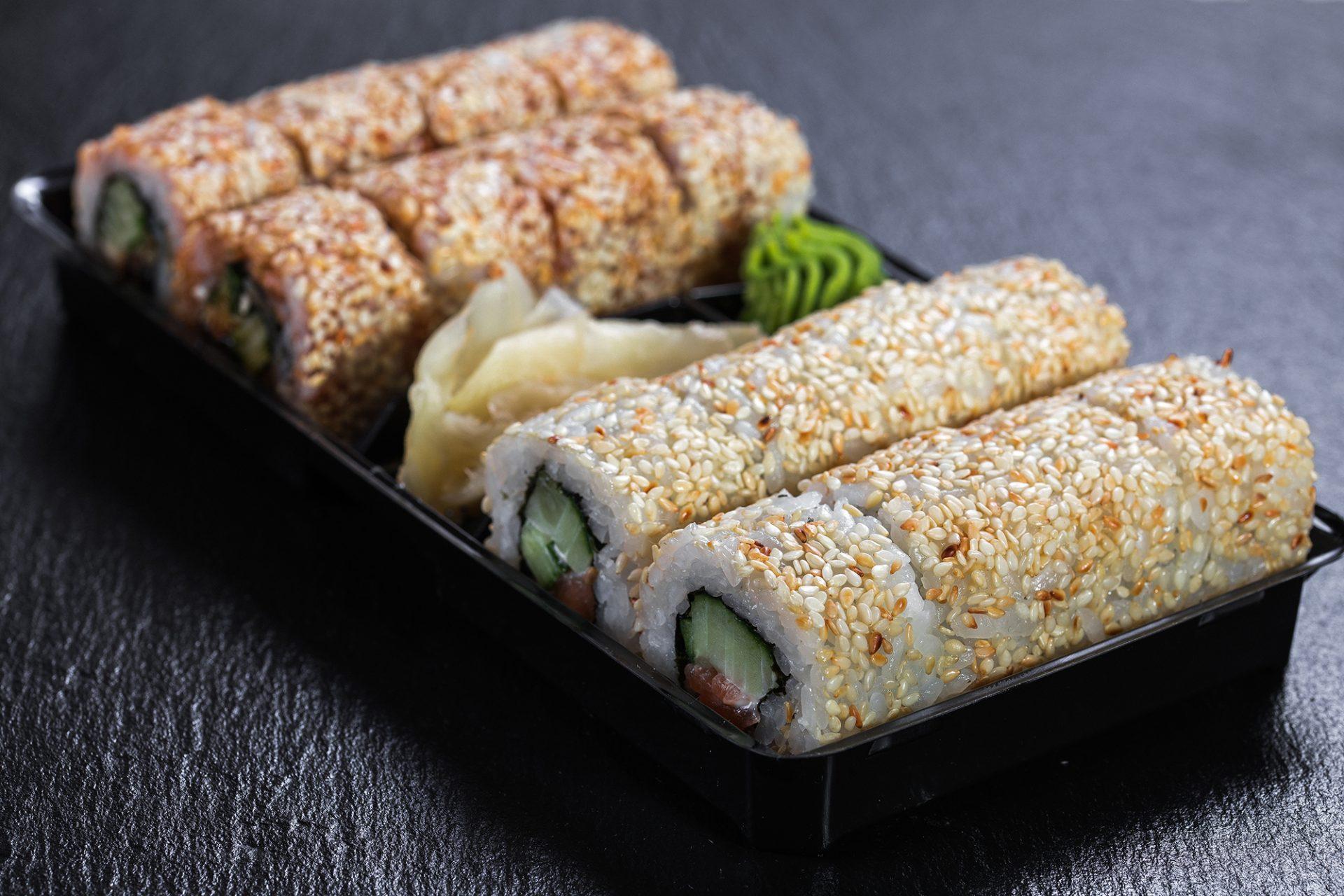 Super Sushi aux Pavillons-sous-Bois (93), restaurant asiatique à emporter